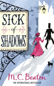 Sick of Shadows, Paperback Book