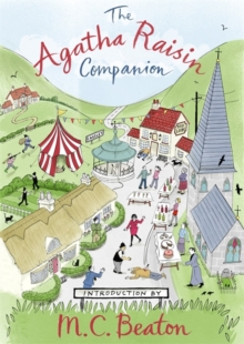 The Agatha Raisin Companion, Hardback Book