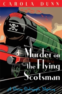 Murder on the Flying Scotsman, Paperback Book