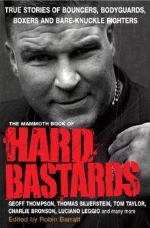 The Mammoth Book of Hard Bastards, Paperback Book