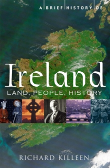 A Brief History of Ireland, Paperback / softback Book