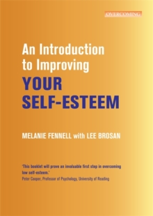 An Introduction to Improving Your Self-Esteem, Paperback / softback Book