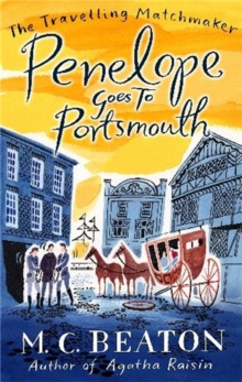 Penelope Goes to Portsmouth, Paperback / softback Book