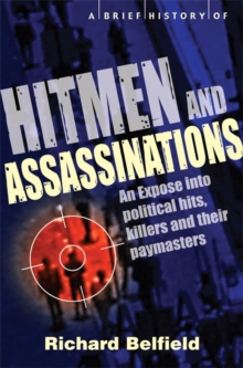 A Brief History of Hitmen and Assassinations, Paperback / softback Book