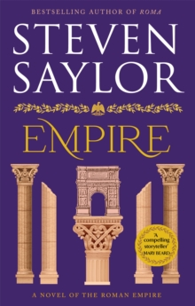 Empire : An Epic Novel of Ancient Rome, Paperback Book
