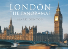 London - The Panoramas, Hardback Book