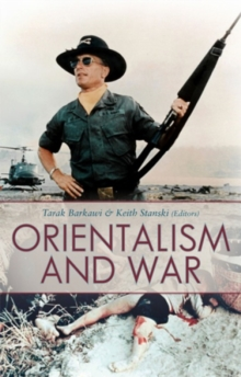 Orientalism and War, Paperback / softback Book