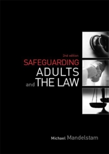 Safeguarding Adults and the Law, Paperback / softback Book