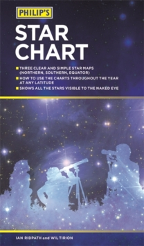 Philip's Star Chart, Paperback / softback Book