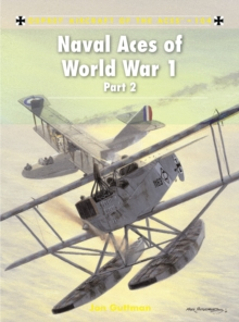 Naval Aces of World War 1 part 2, Paperback Book