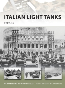 Italian Light Tanks : 1919-45, Paperback / softback Book