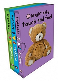 Bright Baby Touch and Feel - Baby Day Slipcase, Board book Book