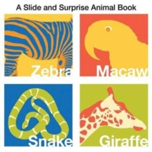 Animals : Slide & Surprise, Board book Book