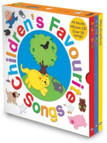 Children's Favourite Songs with CD : Sing-along Books, Paperback / softback Book
