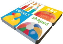 Concepts : My Little Chunky 4 Set, Board book Book