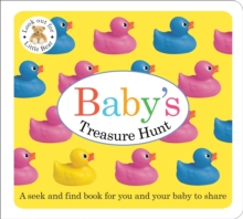 Baby's Treasure Hunt, Hardback Book
