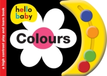 Play Learn Colours, Hardback Book