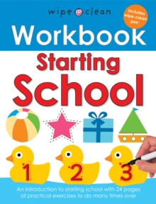 Starting School, Spiral bound Book