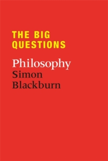 The Big Questions: Philosophy, Hardback Book