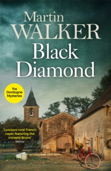 Black Diamond : Bruno, Chief of Police 3, Paperback Book