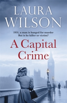 A Capital Crime : DI Stratton 3, Paperback / softback Book