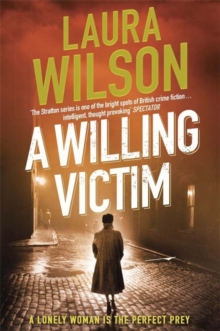 A Willing Victim, Paperback Book