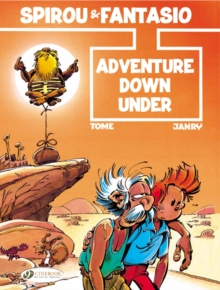 Spirou : Adventure Down Under v. 1, Paperback / softback Book