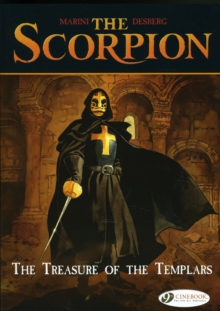 The The Scorpion : The Treasure of the Templars Treasure of the Templars v. 4, Paperback / softback Book