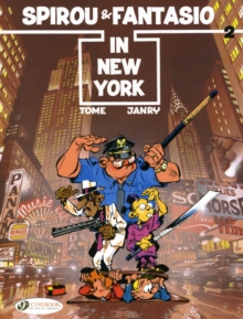 Spirou & Fantasio : Spirou and Fantasio in New York v. 2, Paperback Book