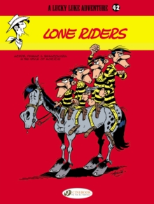 Lone Riders, Paperback / softback Book