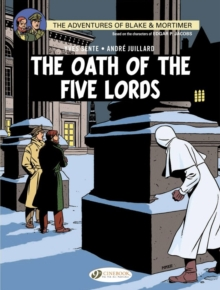 Blake & Mortimer : Oath of the Five lORDS v. 18, Paperback Book