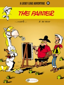 Lucky Luke : The Painter 51, Paperback Book