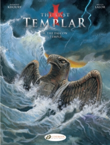Last Templar the Vol. 4: the Falcon Temple, Paperback / softback Book