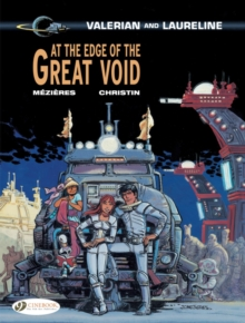 At the Edge of the Great Void, Paperback Book