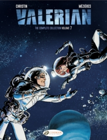 Valerian The Complete Collection Vol. 7, Hardback Book