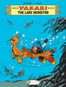 Yakari Vol. 16: The Lake Monster, Paperback / softback Book