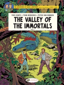 Blake & Mortimer Vol. 26 : The Valley of the Immortals Part 2 - The Thousandth Arm of the Mekong, Paperback / softback Book