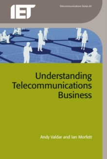 Understanding Telecommunications Business, Paperback / softback Book