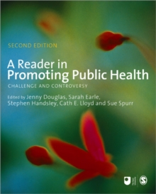 A Reader in Promoting Public Health, Paperback Book