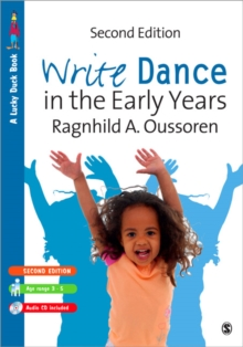 Write Dance in the Early Years : A Pre-Writing Programme for Children 3 to 5, Paperback Book