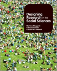 Designing Research in the Social Sciences, Hardback Book