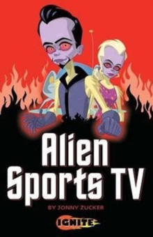 Alien Sports TV, Paperback / softback Book