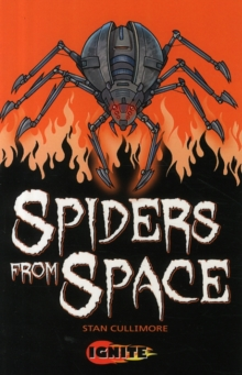 Spiders from Space, Paperback Book