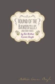 Hound of the Baskervilles, Hardback Book