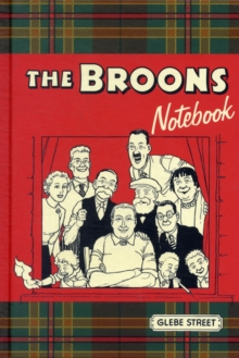 Broons' Notebook, Hardback Book