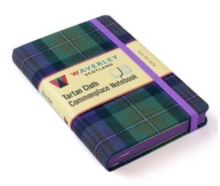 Isle of Skye: Waverley Genuine Tartan Cloth Commonplace Notebook (9cm x 14cm), Hardback Book