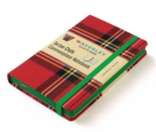 Waverley (L): Royal Stewart Tartan Cloth Notebook, Hardback Book