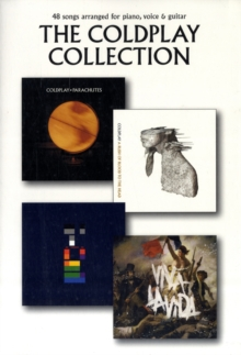 The Coldplay Collection, Paperback Book
