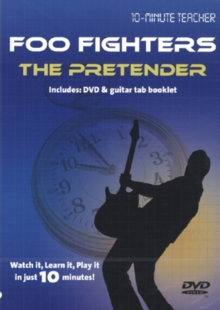 10-minute Teacher: Foo Fighters - The Pretender, DVD  DVD