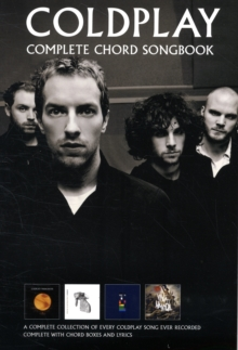 Coldplay : Complete Chord Songbook - Revised Edition, Paperback Book